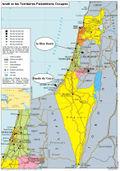 Carte d 'israel 1