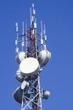 Pylone télécommunication