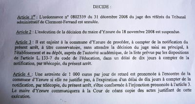 Reprise tribunal