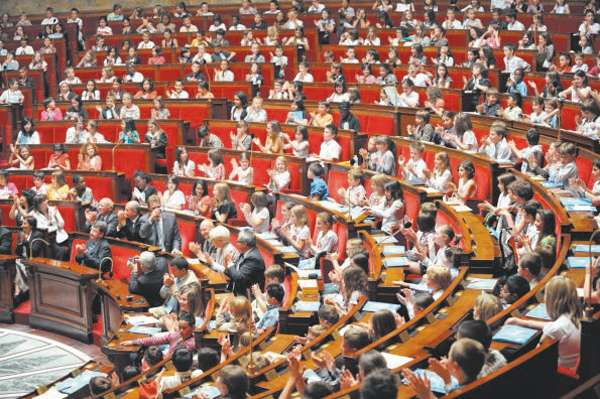 Parlement des enfant 2009