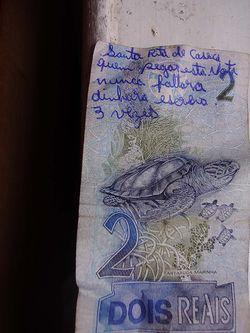 Billets annotés