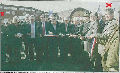 Inauguration photo SDA