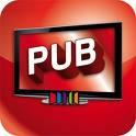 Télé et pub