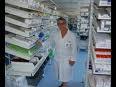 Pharmacie à l'hôpital