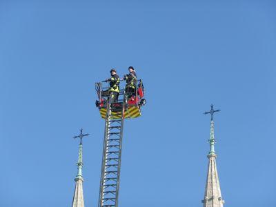 Au ciel avec les pompiers ! (3)