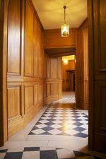 Couloirs de l'assemblée