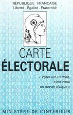 Carte électorales