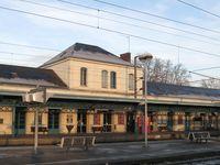 Gare de Moulins